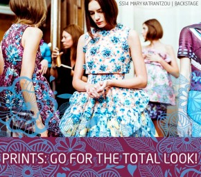 Total look prints